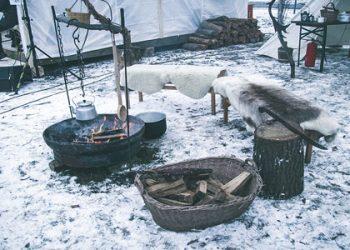 Bushcraft - Weihnachtsfeier mit Wildventures