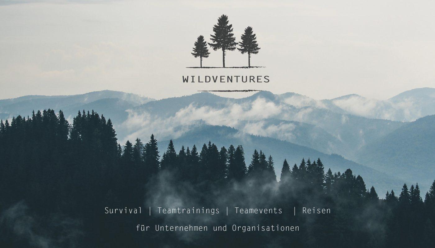 Landing Page - Wildventures