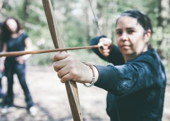 Teamevent 4 Bogenschießen WILDVENTURES